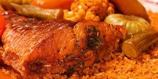 Ghanaian Jollof