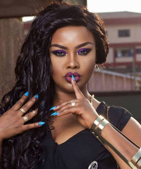 Nana-Ama-Mcbrown Ghana Actress