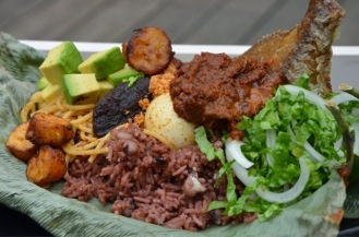 waakye-in-leaf