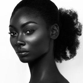 black skin 1