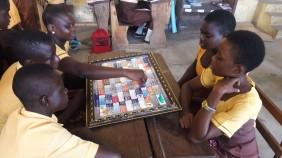 ghana checkers