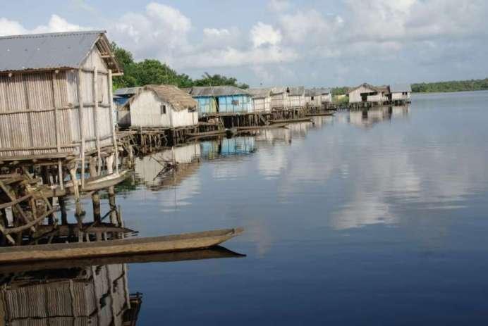 Ghana-Nzulezu-