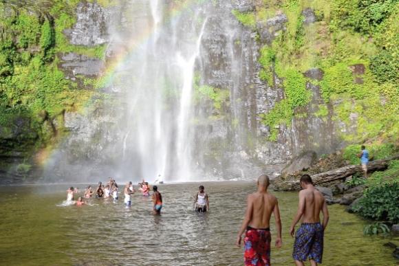 Wli-Waterfalls