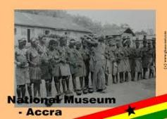 5 Ghana's history at the National Museum Accra