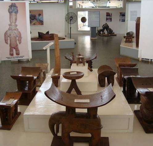 5 Ghana's history at the National Museum
