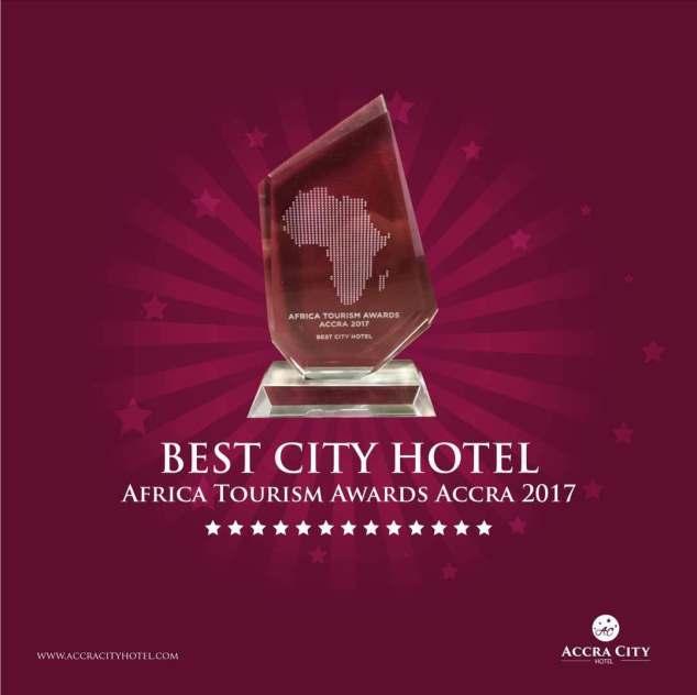 Accra City Hotel AWARD