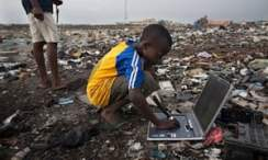 Agbogbloshie Electronic-waste-in-Agbog