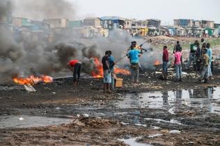 Agbogbloshie waste accra