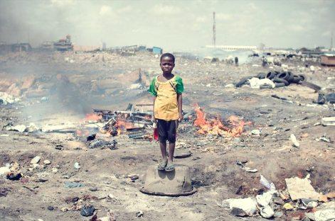 Agbogbloshie waste ghana accra