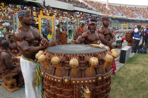AkanHighlife drum