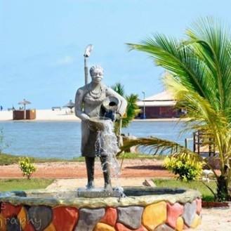 Bojo Beach Ghana Accra