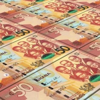 Fact Ghana cedi money