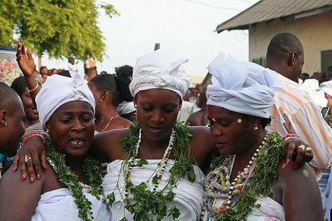 Ga People Accra women