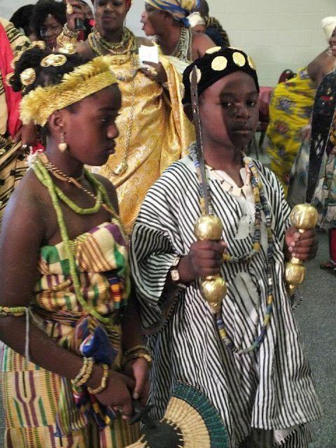 Ga People Accra