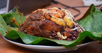Ghanaian food Waakye