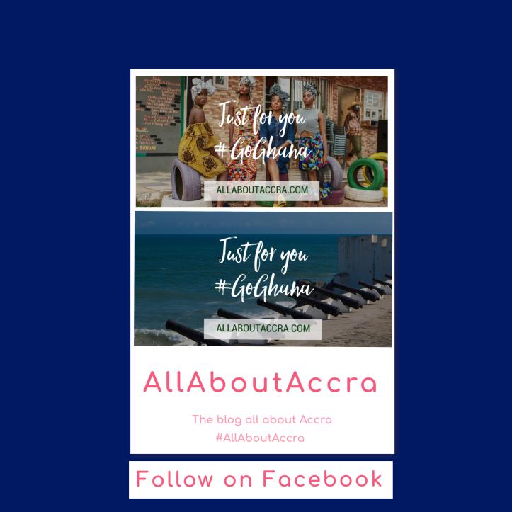 Www.allaboutaccra.com it is about Accra Ghana, it's Ghana be great