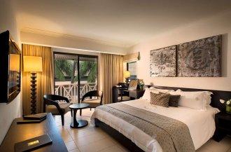Labadi beach hotel superior-room