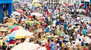 Mokolo Market Ghana Accra