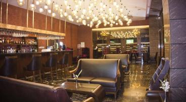 Tang Palace hotel bar accra