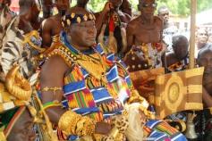 The Ashanti king