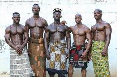 The Ashanti men