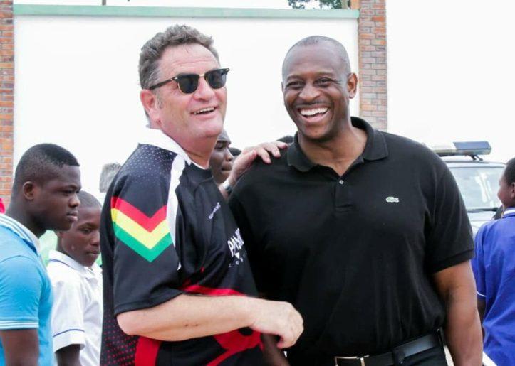 The Legend Herbert Mensah meets Paul Kavanagh