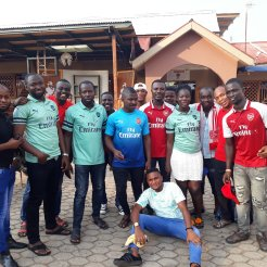 Arsenal Accra Ghana