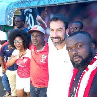 Arsenal Club Ghana Accra