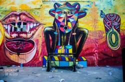 CHALE WOTE Street Art Festival 2019 Accra