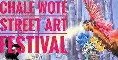 CHALE WOTE Street Art Festival 2019 ghana accra
