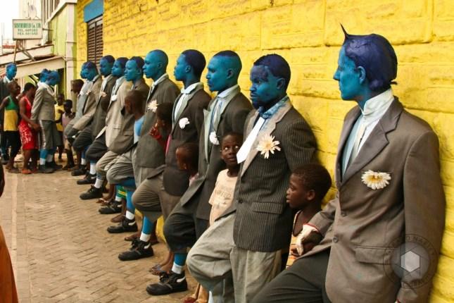 CHALE WOTE Street Art Festival accra ghana