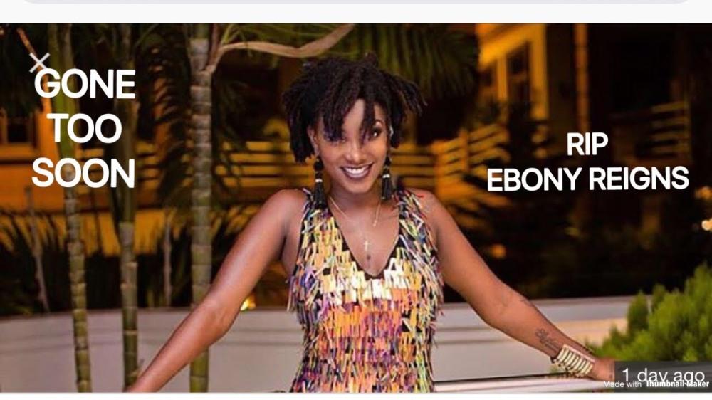 Ebony RIP