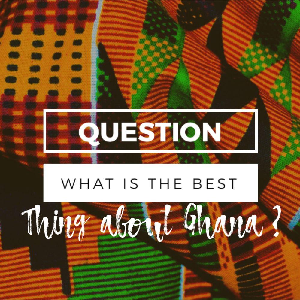 Ghana Best Question