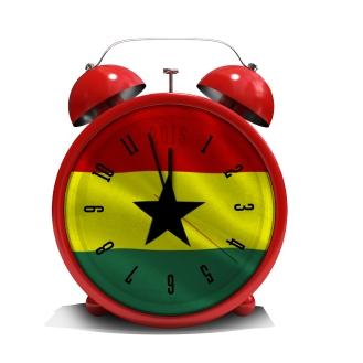 Ghanaian alarm clock