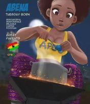 Ghanaian Names Abena