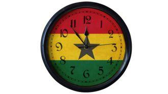Ghanaian time