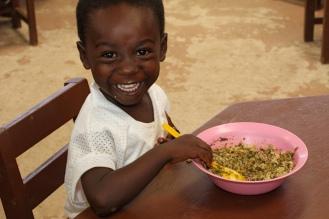hungry ghana ghana kid