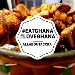 #LoveGhana as you #EatGhana