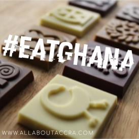 Ghana chocolate is so #Tasty