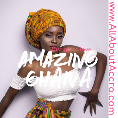WearGhana as you SeeGhana, EatGhana, and FeelGhana, not only when you VisitGhana,