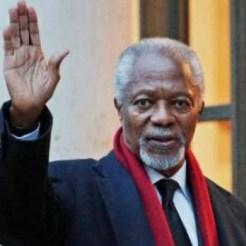 Kofi Annan ghana