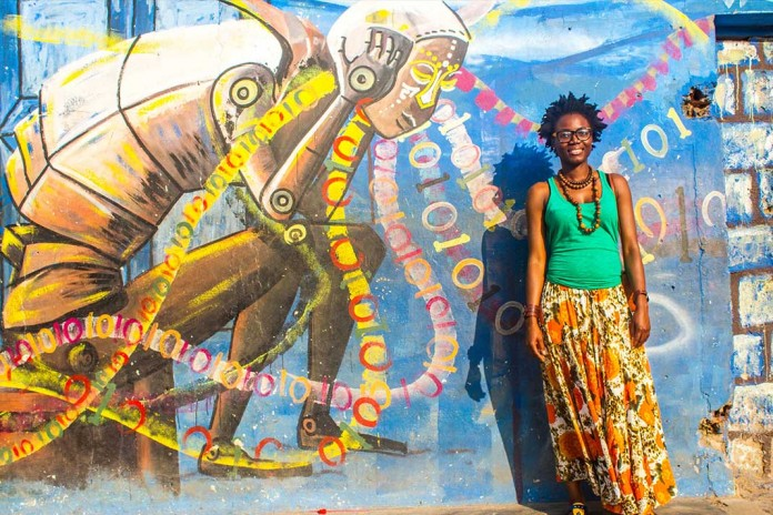The Chale Wote Street Art Festival