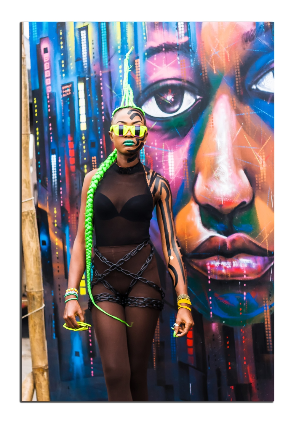 The Chale Wote Street Art Festival picture