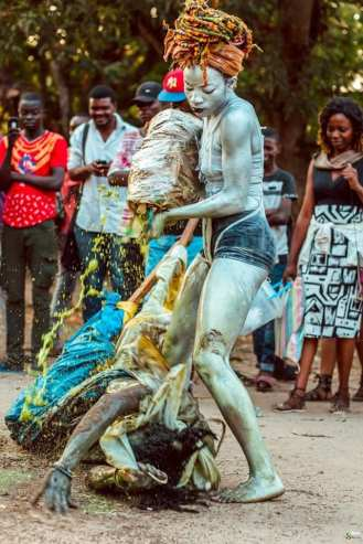 Chale Wote Festival, it really is ghana be great, and you don't want to miss it.