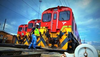 Ghana Rail Accra