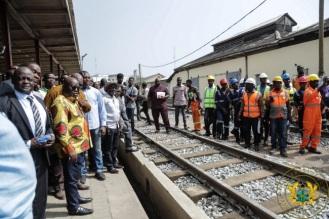 Ghana Rail President