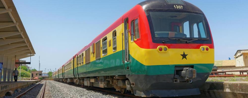 Ghana Rail