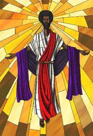Ghanaian Jesus Christ