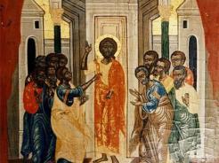 Ghanaian Jesus Christ accra