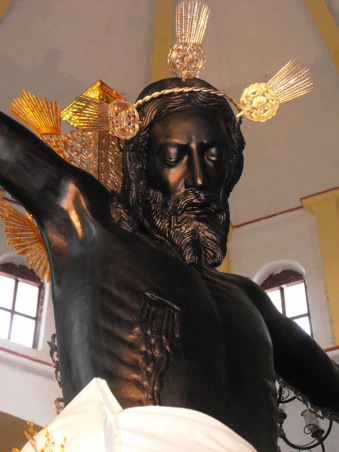 Ghanaian Jesus Christ black-jesus
